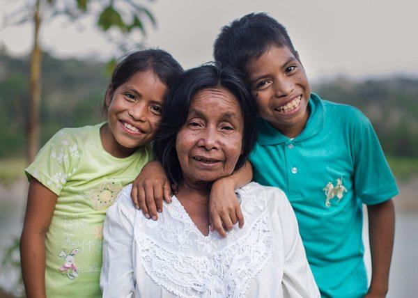 Los peruanos del Nuevo Mundo